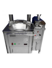 Equipo compuesto por dosificadora automática frontal y freidora de 80 x 80 gas-oil (CE)