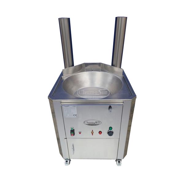 Fog n para exterior a gas propano termostato mec nico ce - Fogones a gas ...