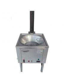 Fogón a gas 60×60 para Exterior con Termostato Digital (CE)