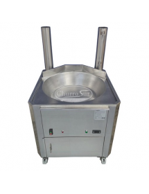 Gas fryer with digital thermostat (CE)