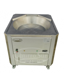 Fogón eléctrico con termostato digital (CE)