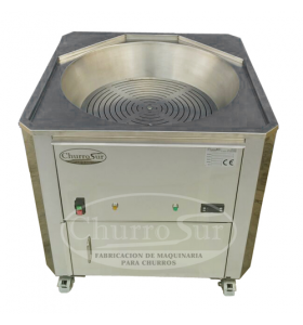 Fogón Eléctrico Termostato Digital (CE)